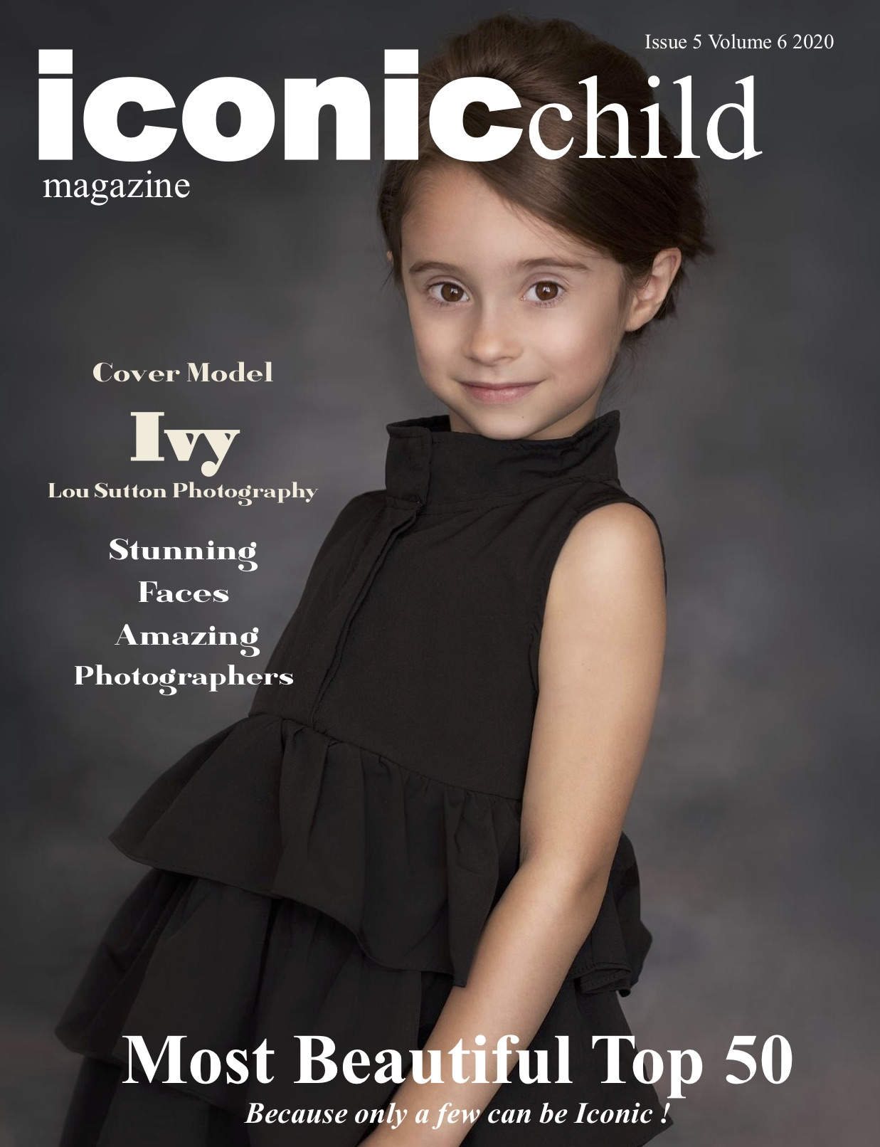 iconic child cover